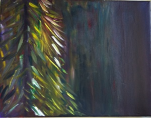 Venreshylle forest